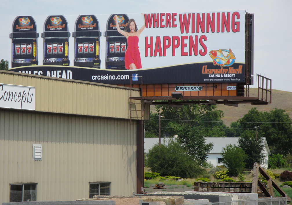 Casino advertising slogans hard rock casino poker room ft lauderdale