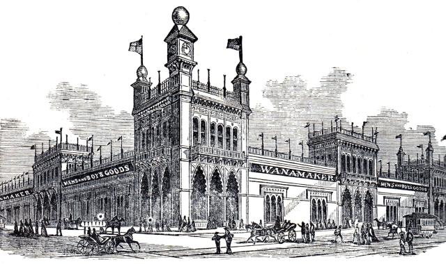 John_Wanamaker's_Clothing_House,_Market_St,_Philadelphia,_PA_1876
